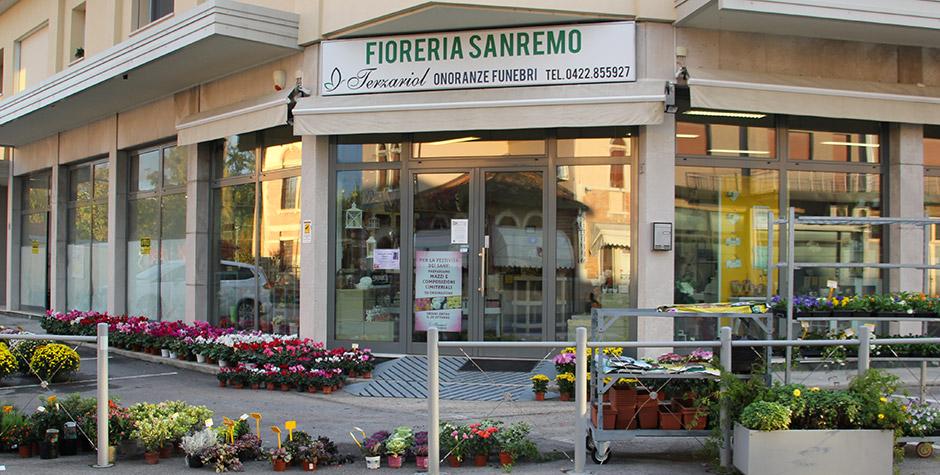 Fioreria Sanremo a San Polo di Piave