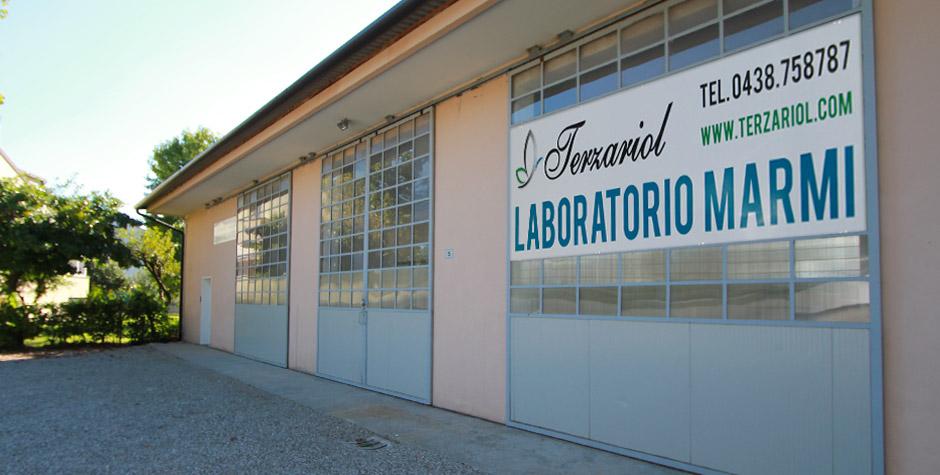 Laboratorio Marmi Terzariol a Susegana